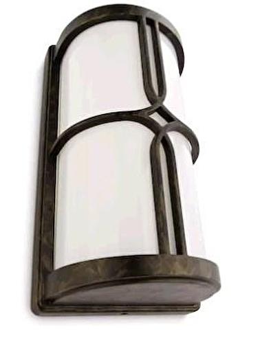 Philips 172494216 Nectar Wall Lantern Bahçe - Dış Mekan Apliği Renkli